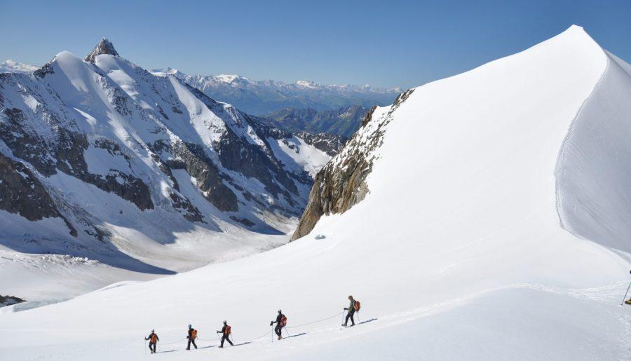 Massif Haute Maurienne camping Les Mélèzes-La Fennaz
