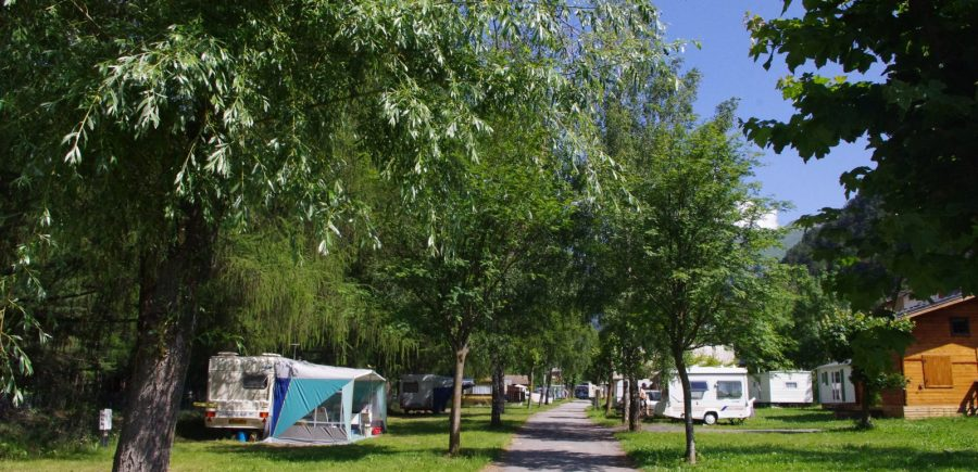 Camping Les Mélèzes-La Fennaz