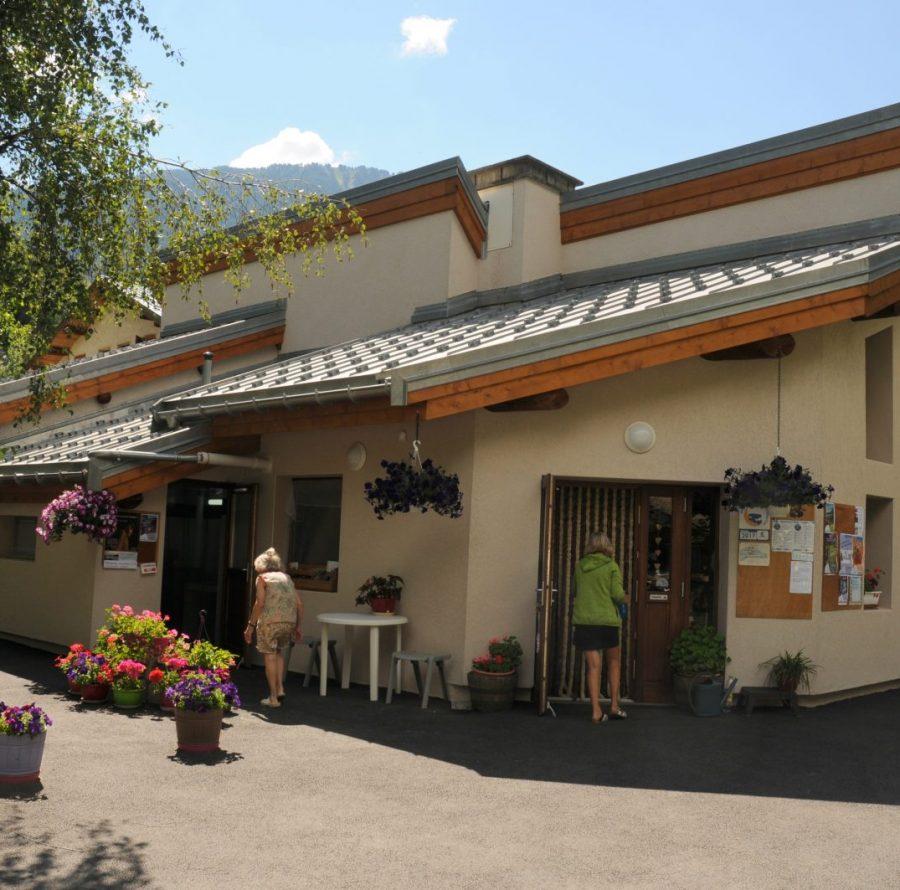 camping en Savoie Les Mélèzes-La Fennaz